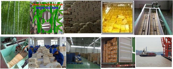 Công ty sản xuất và cung cấp đũa dùng 1 lần
